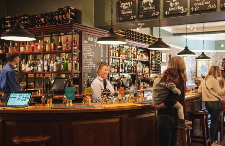 brunning & price pub