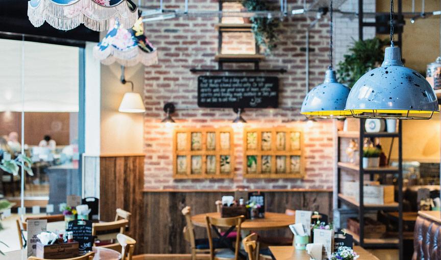 Joe's Kitchen Bar View