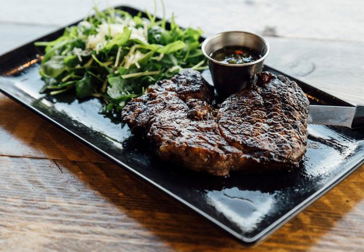 Firejacks steak