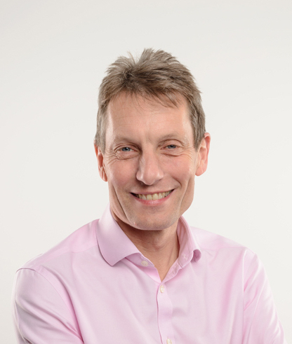 Andy Hornby - Chief Executive Officer